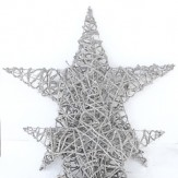 Stern Rattan Frosty (30cm)