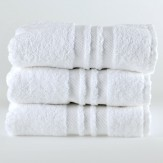 Lusso Basic Handtücher (weiß)