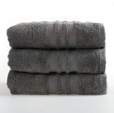 Lusso Basic Handtücher (anthrazit)