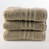 Lusso Basic Handtücher (sand)
