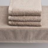 Solid Bamboo Handtücher (sand)