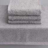 Solid Bamboo Handtücher (grau)